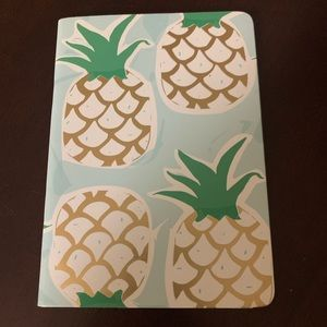Simplified by Emily Ley Pineapple Notebook- New